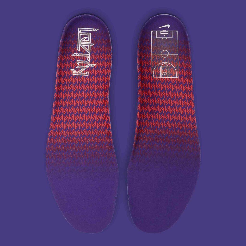 стельки Nike LeBron 18 Mbappé Edition
