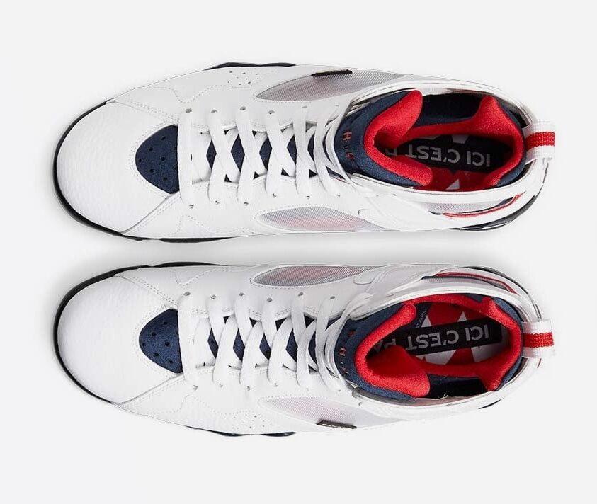 кроссовки PSG x Air Jordan 7