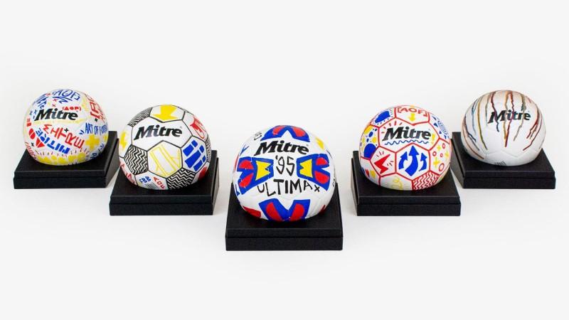 Art of Football x Mitre