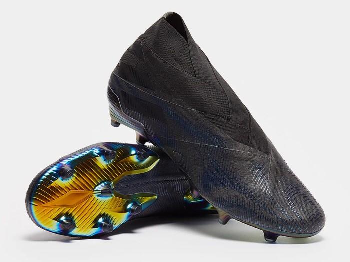 Adidas Nemeziz + Black
