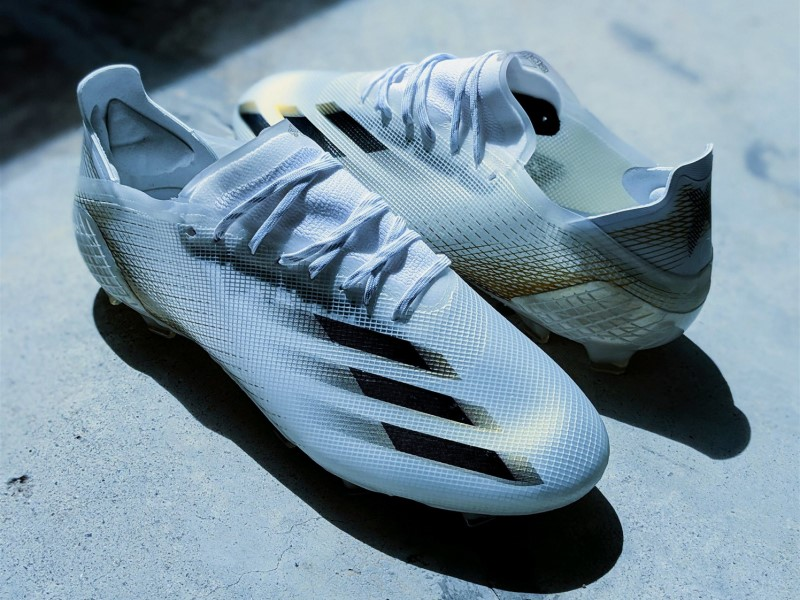 Adidas X Ghosted. 1