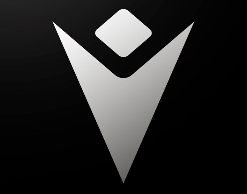Логотип Macron